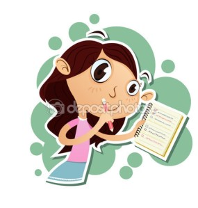 depositphotos_77172331-Cartoon-Girl-Taking-Notes-